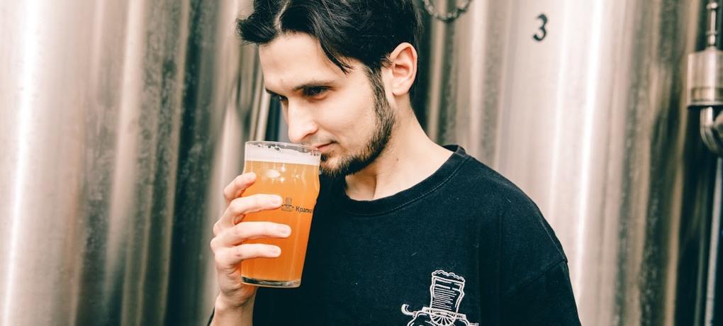 Крапка Кома. Змістовне пиво