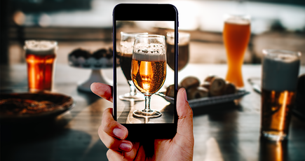 6 трюков, которые помогут вам красиво фотографировать пиво