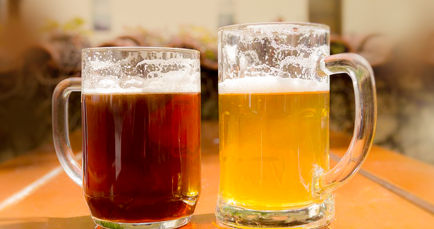 Ель vs Лагер: основні відмінності між двома видами пива
