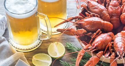 Фудпейрінг: морепродукти і пиво