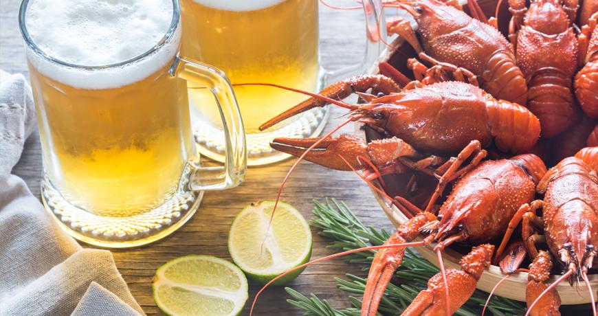 Фудпейринг: морепродукты и пиво