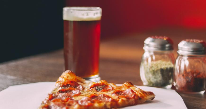 Фудпейрінг. Піца і пиво