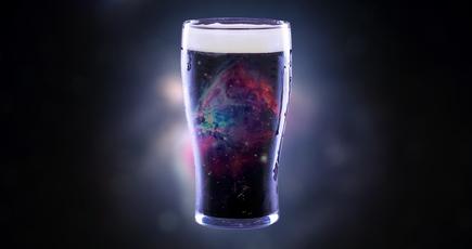 Guinness займеться розробкою космічного пива