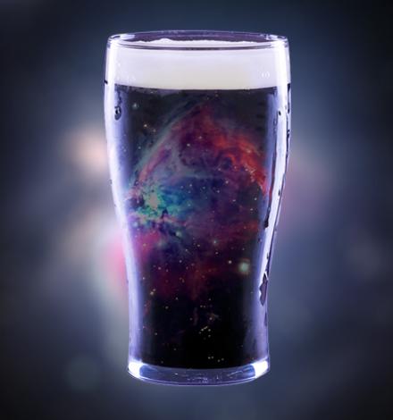 Guinness займется разработкой космического пива