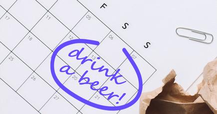 Инфографика: календарь домашнего пивоварения