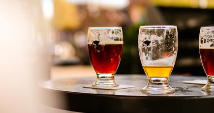 Правильная температура сервировки пива
