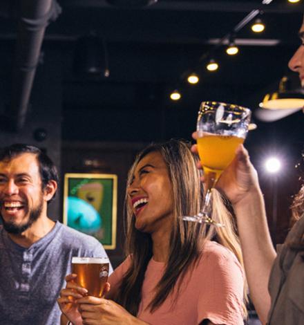 Пиво піднімає настрій!